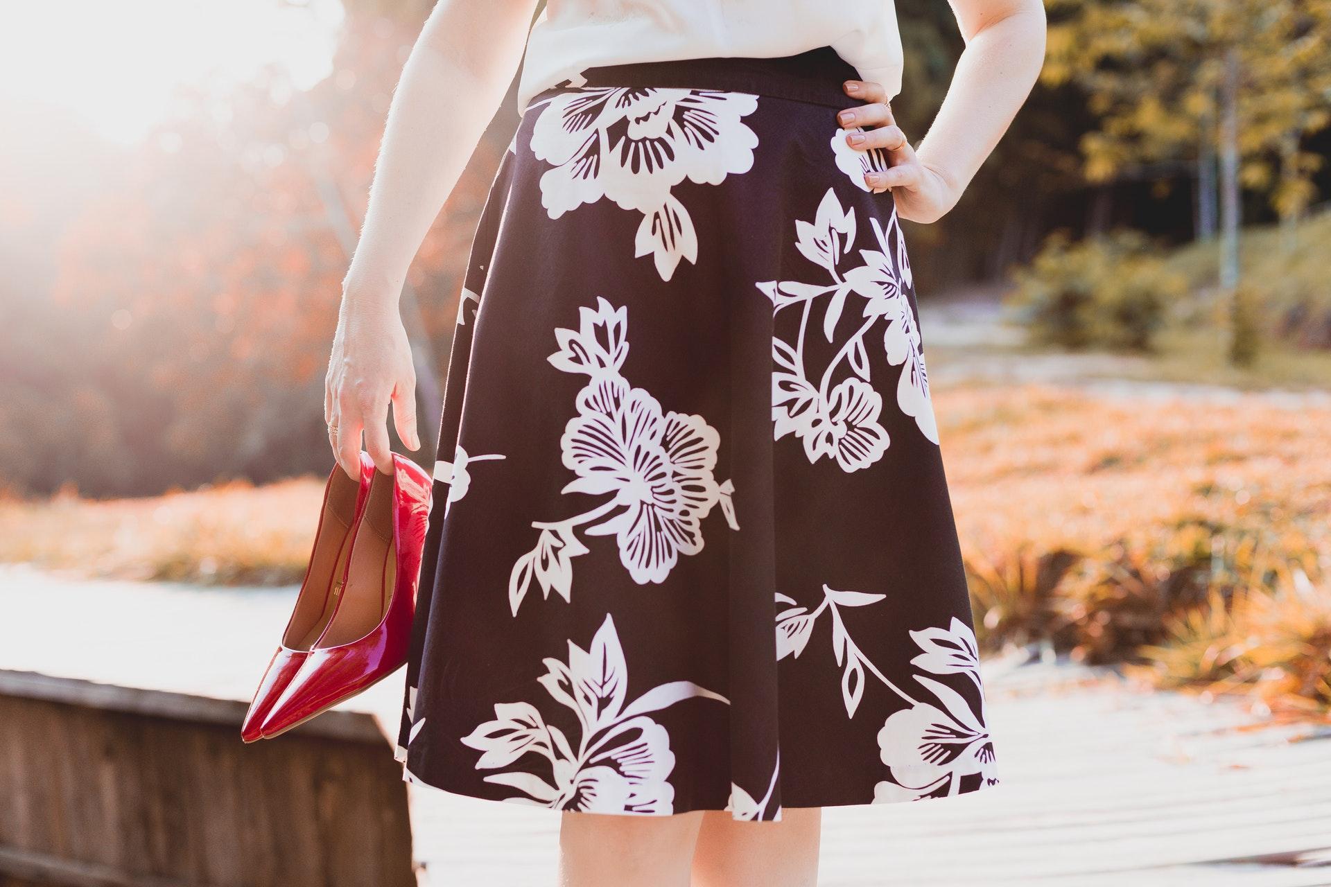 nagyméretű női szoknyák